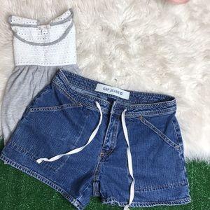 Gap jean shorts | size 6